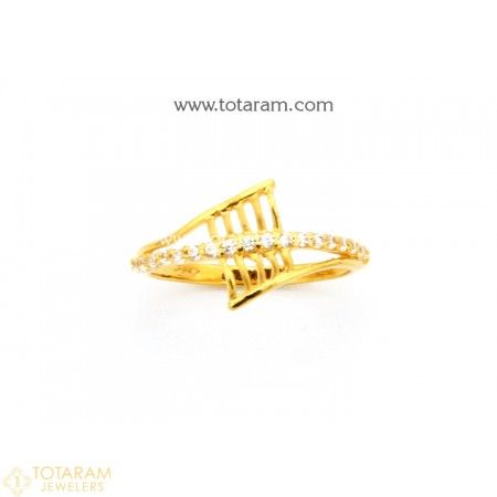Gold Rings For Women Gold Rings Gold Indian Gold Jewellery Design