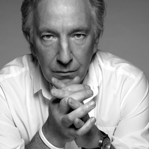 Alan Rickman - My mistress' eyes are nothing like the sun Wow....
