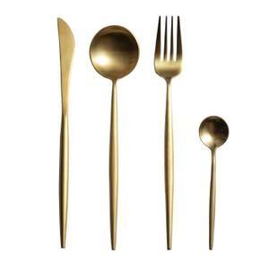 Élégante cuisine *** Dinner *** Vaisselle Acier Inoxydable Couverts Set Ensemble 24 Pièces
