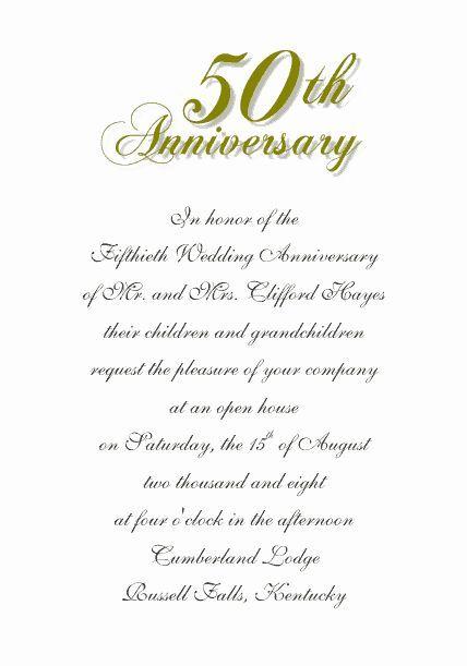 50th Wedding Anniversary Invitations Template Beautiful Free Weddi In 2020 50th Wedding Anniversary Invitations Wedding Anniversary Invitations Anniversary Invitations