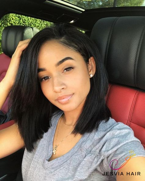 """Cute bob wig only $62.88.  It is natural gorgeous lace frontal bob wig.  6""""-16"""" are available."""