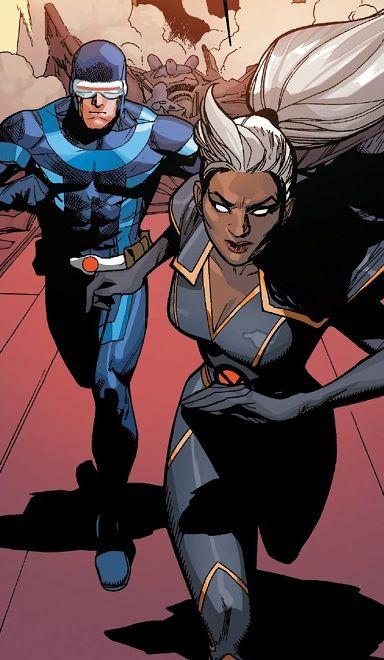 Cyclops And Storm From X Men Vol 5 1 Cyclops X Men X Men Marvel X