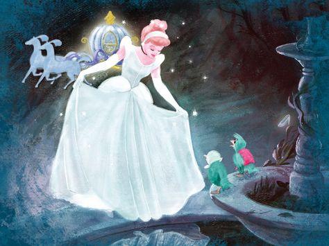 Disney Princess Wallpaper: Cinderella Wallpaper