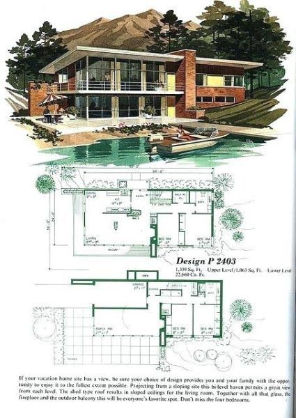 Modern Canada House Design With Small Duplex House Design In The Philippines And Modern House Seafront Small modern house plans canada