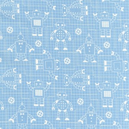 Blueprint fabric robot could be used later in fs room phineas blueprint fabric robot could be used later in fs room phineas and ferb party pinterest robot factory malvernweather Image collections