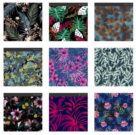 Autumn/Winter 2020/21 Print & Pattern Trend – Jungle Warrior | Patternbank