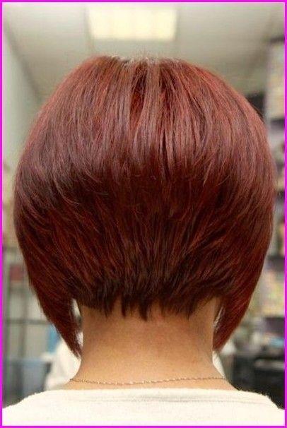 40 New Ideas Haircut Bob Round Face Short Wavy Short Hair Haircuts Stacked Bob Hairstyles Thick Hair Styles