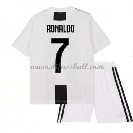info for 140fe c5f32 Juventus Fußballtrikots Kinder 2018-19 Cristiano Ronaldo 7 ...