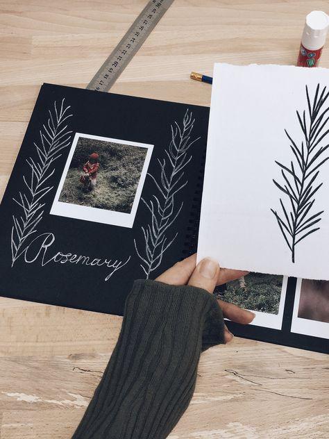 Álbum personalizado para sus recuerdos álbum de recortes image 8