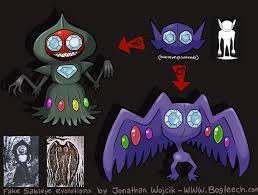 We did not get regular Sableye evolution,but we got Mega