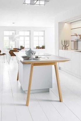 Den Alltag Berucksichtigen Bild 4 In 2020 Wohnkuche Kuche Zusammenstellen Kuche Tisch