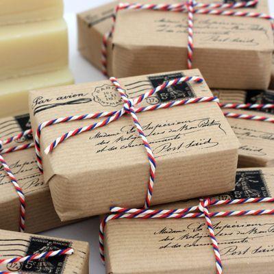 10 idées d'emballages originaux pour vos cadeaux