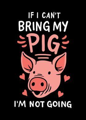 Metal Poster Pig Farmer In 2021 Funny Pigs Pig Farmer Pig