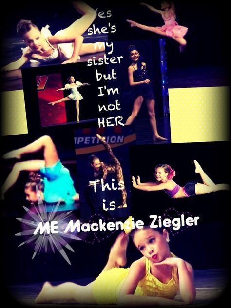 The 1219 best dance moms images on Pinterest | Mackenzie
