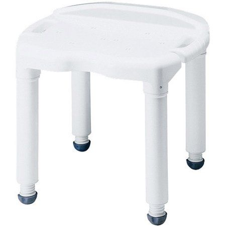 Carex Universal Bath Seat And Shower Chair Adjustable Height