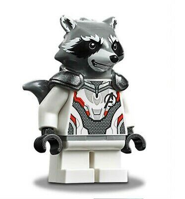 Lego® Super Heroes Minifigur Rocket Raccoon aus Set 76102 Neu