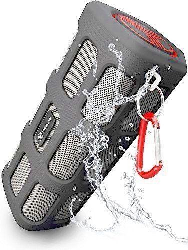 TREBLAB FX100 Bluetooth Speaker Waterproof Dustproof Shockproof Best Outdo...