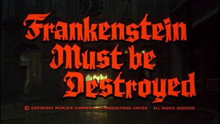 Frankenstein Must Be Annoyed