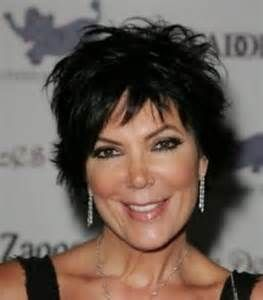 Kris Jenner Haircut Picture Back View Short Hairstyle Hairstyles Ideas Kris Jenner Hair Jenner Hair Kris Jenner Haircut