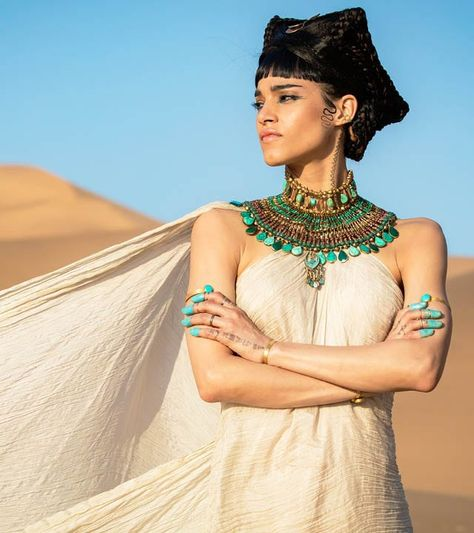 Watch ancient princess Ahmanet transform into a fearless warrior! Check out Universal Pictures' .
