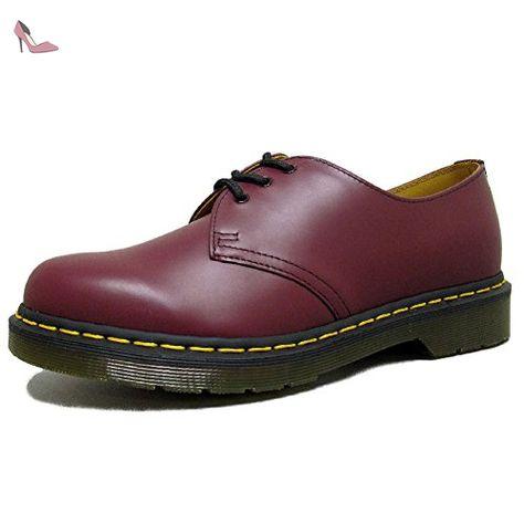 Dr Martens 1461 Chaussure Lacée Noir