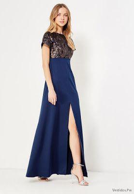 Vestidos De Coctel Largos En 2019 Vestidos Coctel