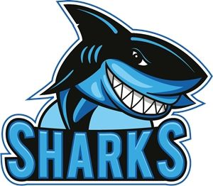 Funny Sharks Logo Vector Download Free Funny Sharks Vector Logo And Icons In Ai Eps Cdr Svg Png Formats Shark Logo Sharks Funny Shark