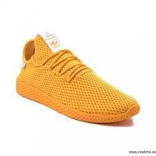 adidas amarillo hombre zapatillas