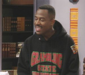 HBCU Sweatshirts and T-Shirts Seen on Martin | Favorite T.V. Shows ...