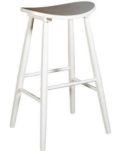 Fantastic White Curve Counter Stool 24 Seat At Menards Bar Stools Gmtry Best Dining Table And Chair Ideas Images Gmtryco