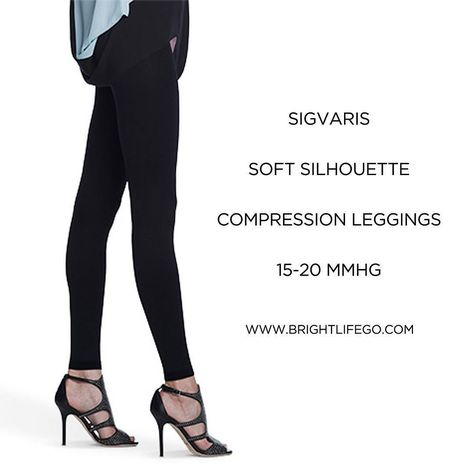 bloodclots These new Sigvaris leggings...