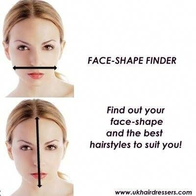 Personalised Faceshape Finder Get A Personalised Analysis Of What Hairstyles Suit Your Face Click Here For More In Face Shape Finder Hair Styles Face Shapes