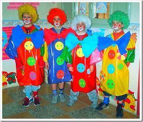 Disfraces Con Bolsas De Basura Buscar Con Google Circus Theme Kindergarden Preschool Circus
