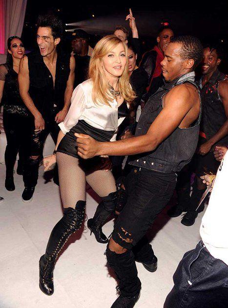 Madonna - Do The Hotpants