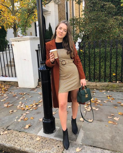 """Holly May Murphy on Instagram: """"Feeling like the walking definition of Autumn in this @primark outfit 🍂 Everything you see here came in under £80! including the gorgeous…"""""""
