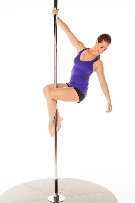 pole dance i pilates