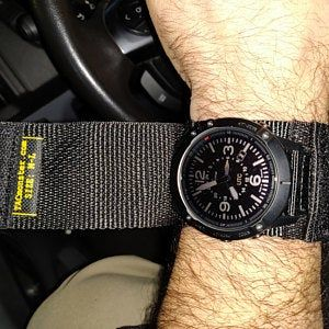 Tactical Military Smartwatch Watch Watchband Cover Watch