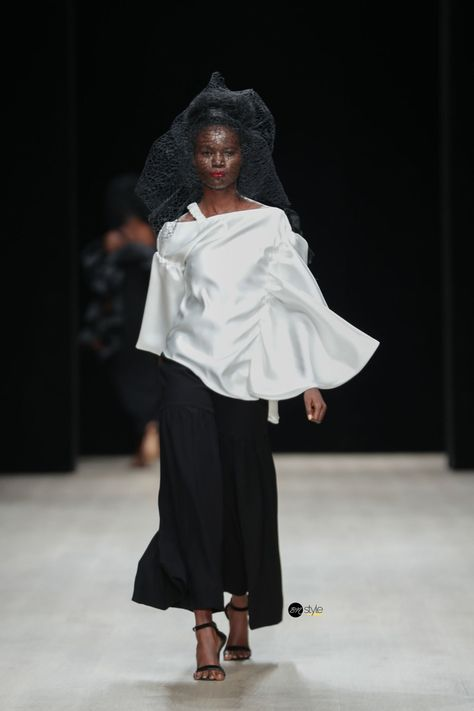 ARISE Fashion Week 2019 | Loza Maleombho | BN Style