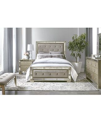 Furniture Ailey Bedroom Furniture Collection Furniture Macy S Mirrored Bedroom Furniture Bedroom Collections Furniture Furniture