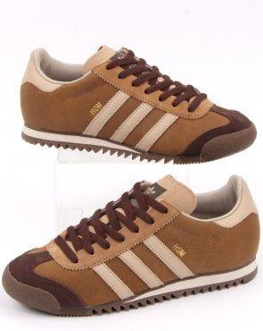 Adidas Rom Trainers vintage Brown in