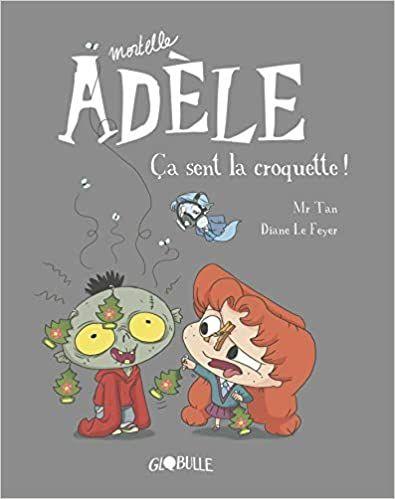 Mortelle Adele Tome 11 Ca Sent La Croquette Francais Broche Telechargement Pdf Gratuit Telecharger Pdf