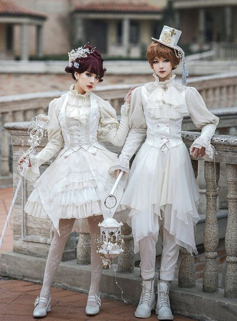 LolitaWardtobe - Bring You the latest Lolita dresses, coats, shoes, bags etc from Trustworthy Taobao indie Brands. We never resell Lolita items from untrustworthy Taobao stores. Harajuku Fashion, Kawaii Fashion, Pink Fashion, Cute Fashion, Fashion Dresses, Emo Fashion, Korean Girl Fashion, Asian Fashion, Hot Topic Clothes