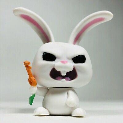 Secret Life Of Pets Insane Snowball Rabbit Funko Pop 2016 Afflink
