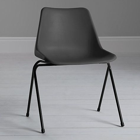 Robin Day Polypropylene Side Chair Flame Orange Products
