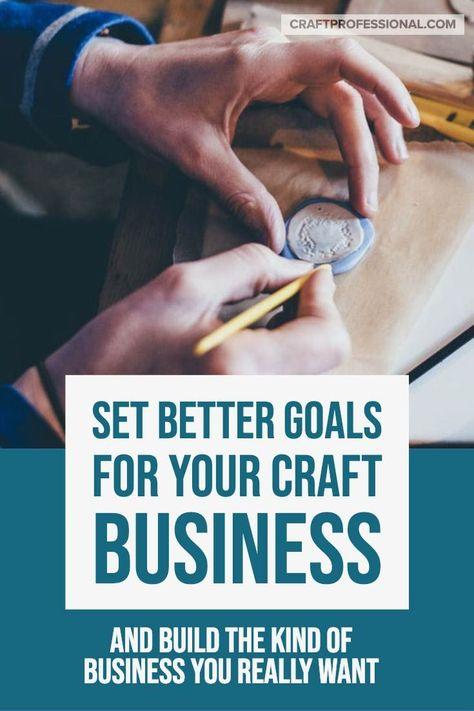 Creative Business Goal Setting