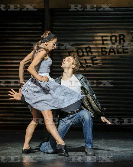 The Car Man' play at Sadler's Wells, London, Britain - 16 Jul 2015 ...
