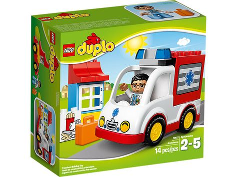 Ambulance Mavricks Lego Duplo Sets лего наборы лего