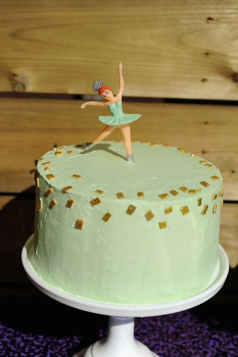 Mint and Lavender Dance themed birthday party via Kara's Party Ideas KarasPartyIdeas.com Cake, desserts, favors, printables, recipes, and more! #dance #danceparty #mintandlavender (28)