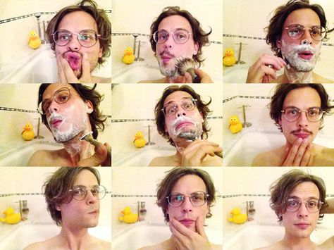 - Matthew Gray Gubler talks Terry Richardson and future (promised) nude scene<<<<yes pleaseee Criminal Minds Memes, Spencer Reid Criminal Minds, Dr Reid, Dr Spencer Reid, Crimal Minds, Interview, Terry Richardson, Attractive People, Looks Cool