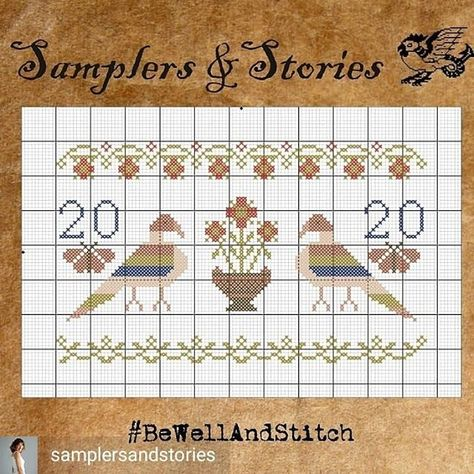 Sparkly Sampler Bauble Cards Christmas Cross Stitch Chart X9